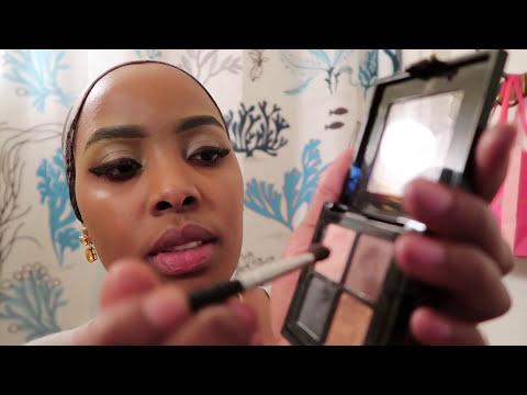 jinsi ya kupaka makeup  kwa wasioujua kabisa.
