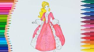 Pamuk Prenses Ve Yedi Cüceler Boyama Nasıl Yapılır Nasıl