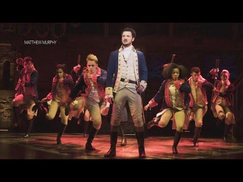 "Meet the British cast of London's ""Hamilton"""