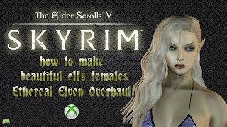 Elven Chainmail Mods - Weapon & Armor Guide - Skyrim Special Edition