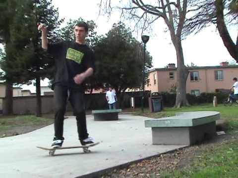 Day at Richmond Skatepark