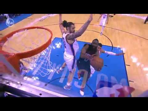 James Harden and Russell Westbrook Duel It Out in Game 3! | April 21, 2017