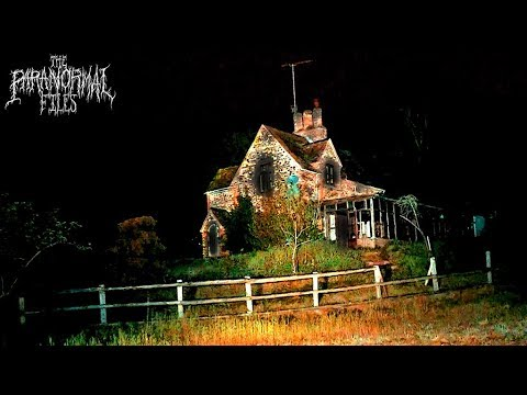 Is This Abandoned Murder House Haunted? - The Paranormal Files
