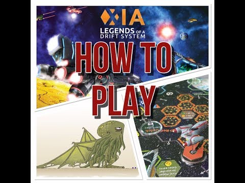 How to Play Xia: Legends of a Drift System - Bored Online? Board Offline! 320