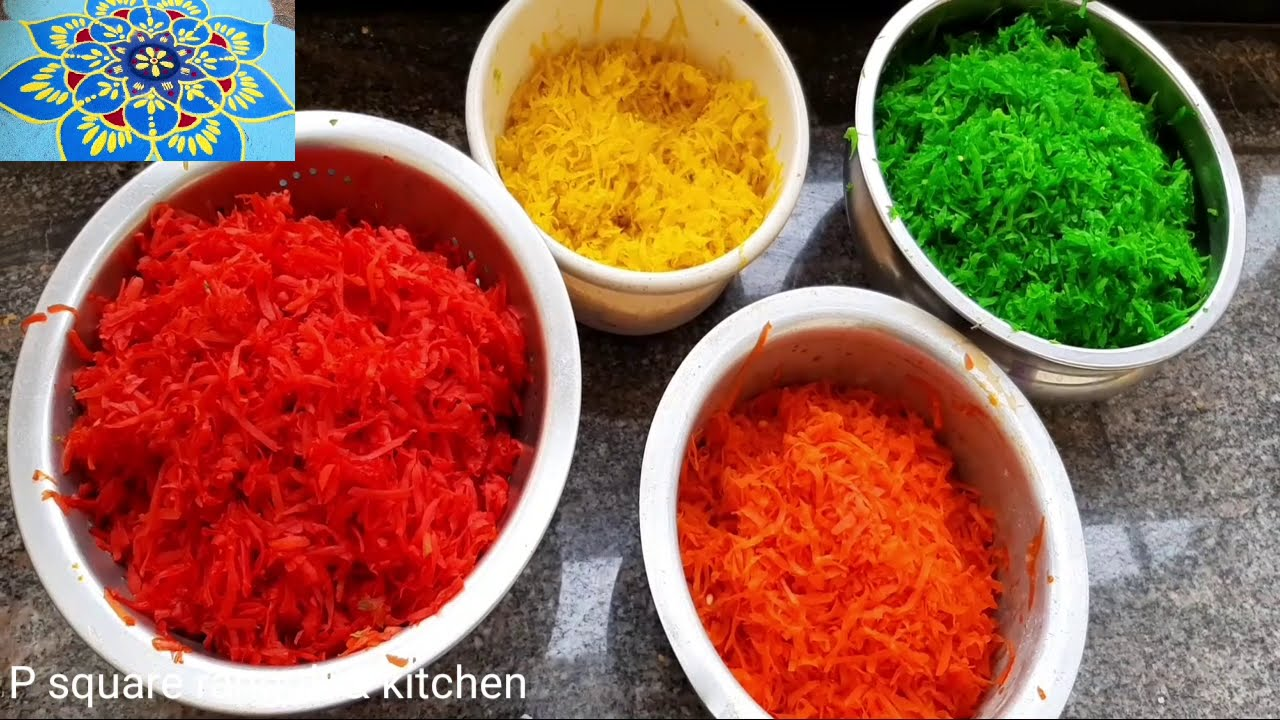 beautiful 3d rangoli design using vegetables by p square