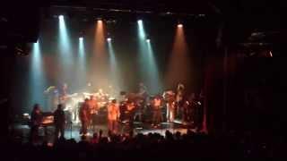 George Clinton Parliament-Funkadelic, Paris July 29, 2015: A Joyful Process