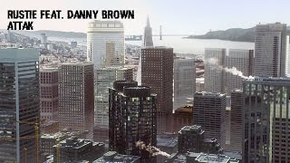 Watch Dogs 2 Soundtrack   Rustie feat. Danny Brown - Attak
