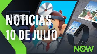 Se anuncia HBO MAX, IBM quiere convertir tu SMARTWATCH en TABLET, DR. MARIO ya DISPONIBLE y más