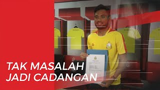 Gabung ke Bhayangkara FC, Saddil Ramdani Siap Jika Bukan Jadi Pemain Utama