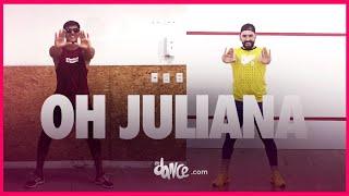 Oh Juliana - MC Niack | FitDance TV (Coreografia Oficial) | Dance Video