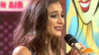 """Daya Performing """"Hide Away"""" on The Today Show"""