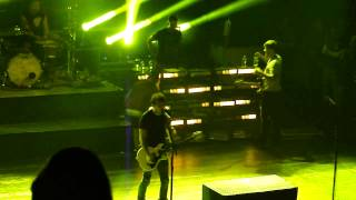 All Time Low - Forget About It & Damned If I Do Ya (Damned If I Don't) (Live on 11/11/2012)
