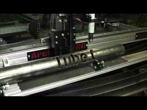 Pipe Cutter Demo