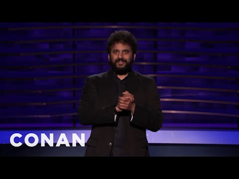 Nish on Conan O'Brien