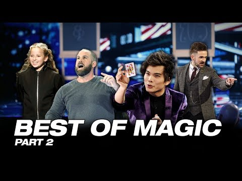 Wow! These Magic Tricks Will Blow Your Mind – America's Got Talent: The Champions