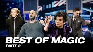 Wow! These Magic Tricks Will Blow Your Mind - America's Got Talent: The Champions