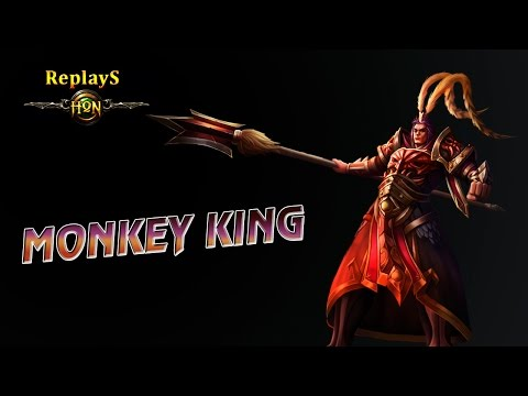 JonyCake - HoN Immortal Monkey King 1920 MMR