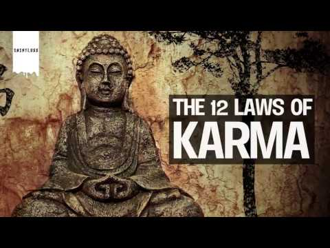 The 12 Laws of Karma - Every Human MUST WATCH!