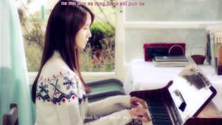 [Love Rain OST] SNSD Tiffany - Because it's you (Eng Sub/Simple Romanization)