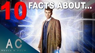 Doctor Who - 10 Facts About The David Tennant Era - PART 1 - Film Facts