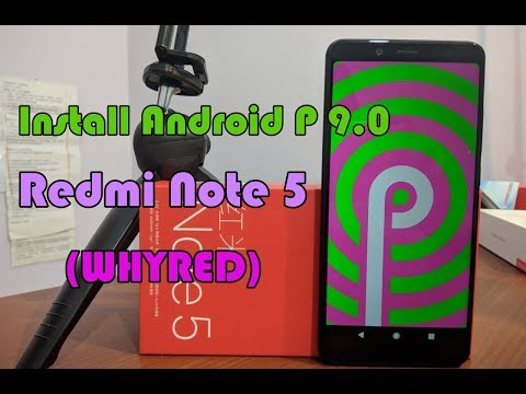 Redmi Note 5 Pro PE EXTENDED Android 9 0 | MIUI Cam and Gcam