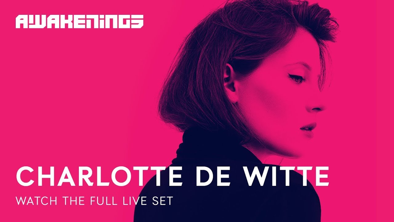 Charlotte de Witte - Live @ Awakenings New Years Specials 2018