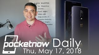 OnePlus 6 Marvel Avengers details, HTC Vive phone & more – Pocketnow Daily
