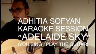 "Adhitia Sofyan. Karaoke Session ""Adelaide Sky"""