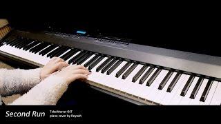 """테일즈위버 TalesWeaver OST : """"Second Run"""" Piano cover 피아노 커버"""