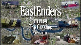 eastenders crashes lol Video