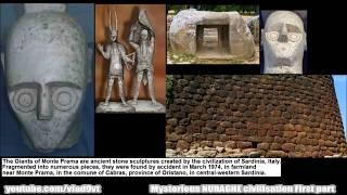 Mysterious NURAGHE civilisation First part – nagranie wj.rosyjskim