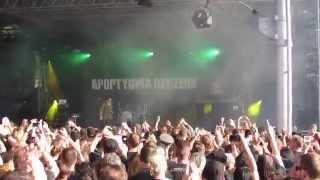 Apoptygma Berzerk - Eclipse (Amphi Festival 2014)