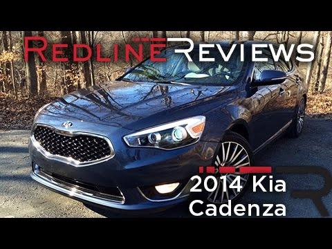 Redline Review: 2014 Kia Cadenza