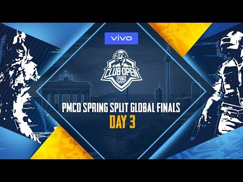 [ID] PMCO Global Finals Day 3   Vivo   PUBG Mobile Club Open
