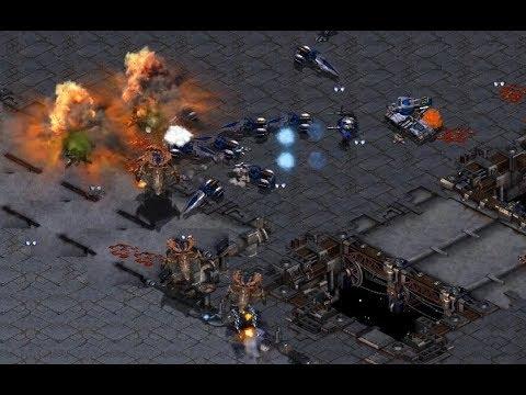 EPIC! herO (Z) v Last (T) on Circuit Breakers - StarCraft - Brood War REMASTERED