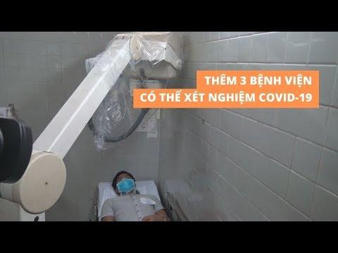 TP.HCM có thêm 3 bệnh viện đủ năng lực xét nghiệm SARS-CoV-2