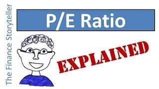 Price earnings ratio (P/E ratio) explained