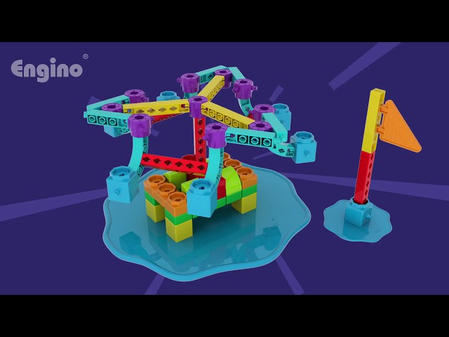 Конструктор 8 В 1 - Роботи