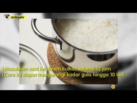 Menurunkan berat badan beras