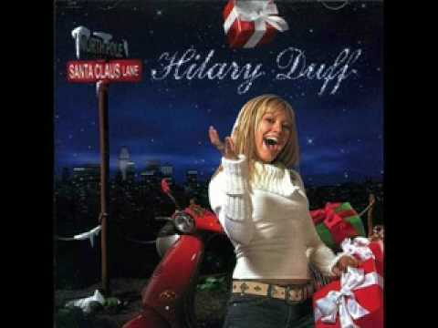 Hilary Duff - Santa Claus Lane - Christmas Radio