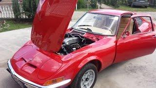 Opel GT 1972. complete restoration...OPEL GT 1972 66KW BOJAN STAJIC RESTAURACIJA