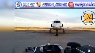 Choose Trustworthy ICU Air Ambulance in Bhubaneswar