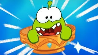 Om Nom Stories - MAGIC LAMP | Cut The Rope | Funny Cartoons For Kids | Kids Videos