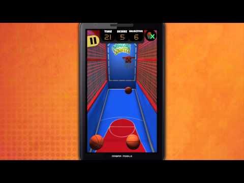 Μπασκετμπολίστας βίντεο