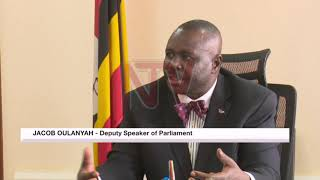 The Deputy Speaker of Parliament Jacob Oulanyah has blamed the