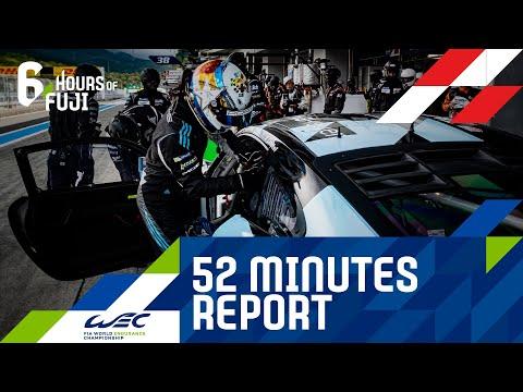 6 hours of Fuji 2019 - 52 minutes report