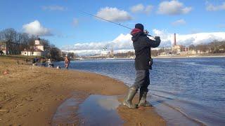Рыбалка в псковской области на поплавок