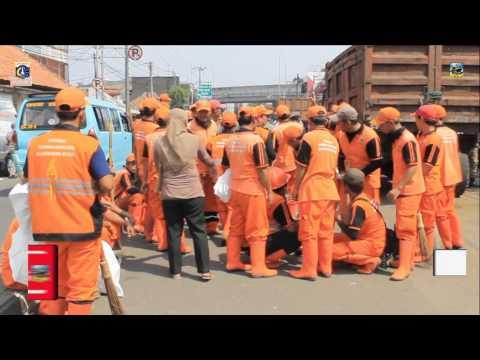 PPSU Terlindungi Dari Jaminan Kecelakaan (BPJS Ketenagakerjaan) - Jumat 4 Desember 2015