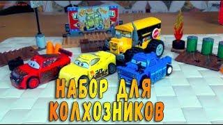 """ТАЧКИ 3 - Lego Juniors Гонка """"Сумасшедшая восьмерка"""""""