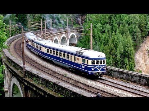 Welterbe ÖBB Semmeringbahn, Juni 2016: